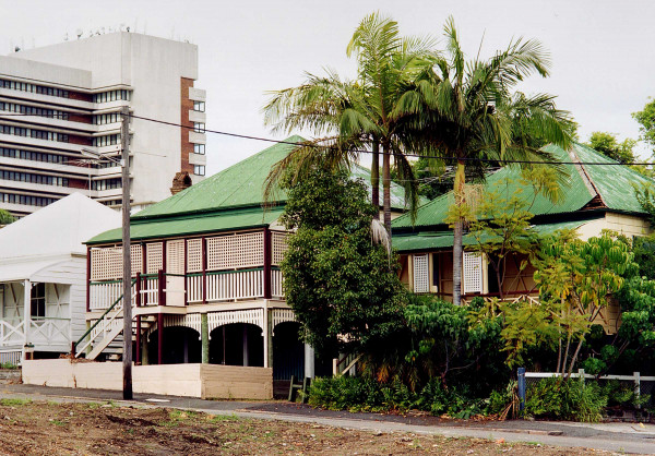 Evans Street Homes, Bowen Hills, QLD