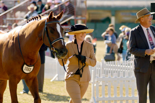 Royal Queensland Show, Brisbane 2004